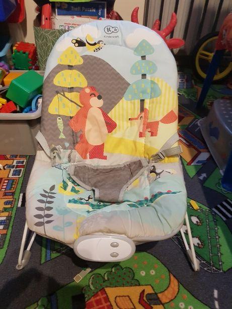 Kinderkraft Milyfun Leżaczek bujaczek