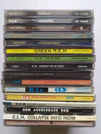 Весь R.e.m. rem R. E. M. Дискография 16 фирменных CD США Европа