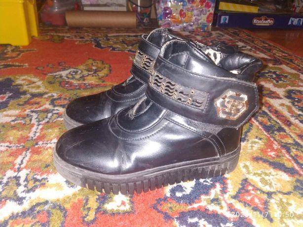 Демисезонная обувь, ботинки, ботиночки осень весна
