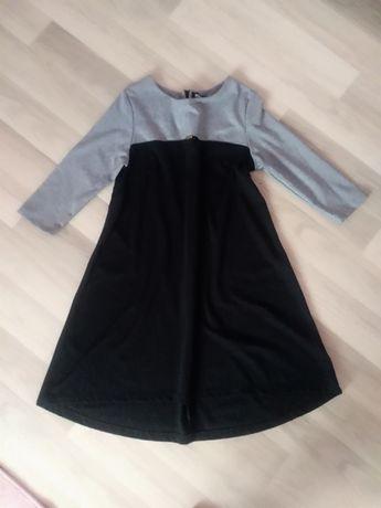 Sukienka Tunika trapezowa
