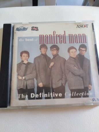 Manfred Mann the Definitive collection