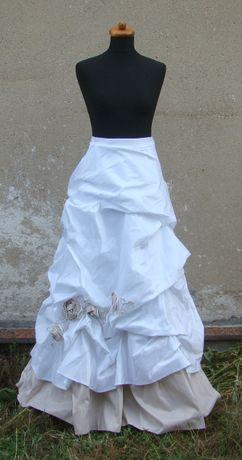 Spódnica na ślub, bal, sesje zdjęciowe