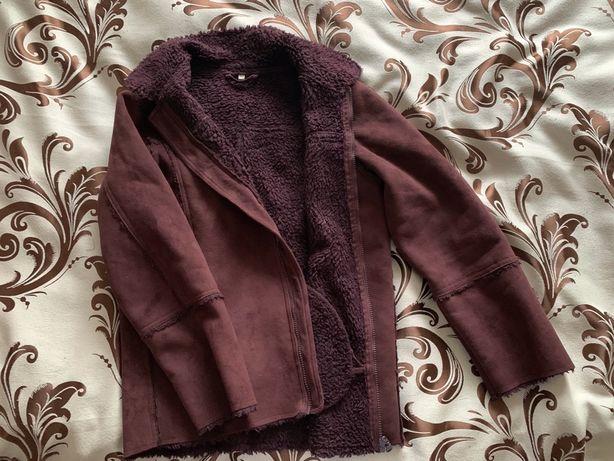 Утепленный пиджак