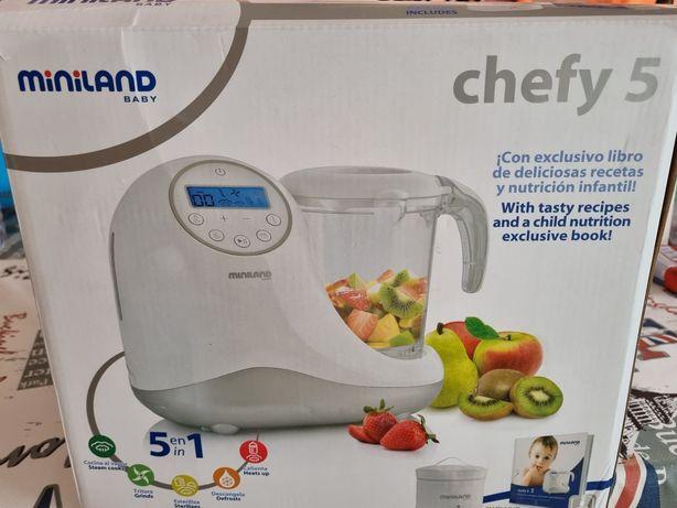 Chefy 5 miniland