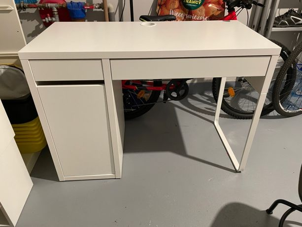 Biurko IKEA MICKE 105x50