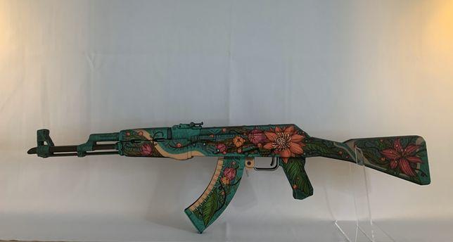 AK 47 Wild Lotus/Оружие CS:GO
