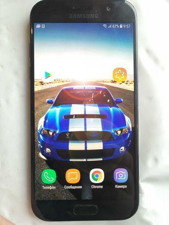 Samsung Galaxy A5 2017 Duos SM-A520 32Gb Black.