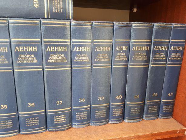 В.И.Ленин, собрание сочинений