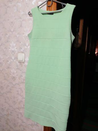 Бандажное платье сарафан