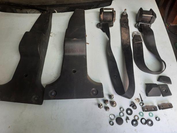 Передние инерционные ремни безопасности ЗАЗ 1105 пикап таврия Славута