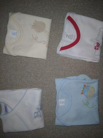 Pack 4 bodies verão - novos