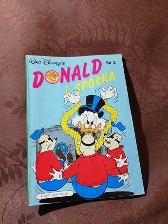 Donald i spółka nr 2