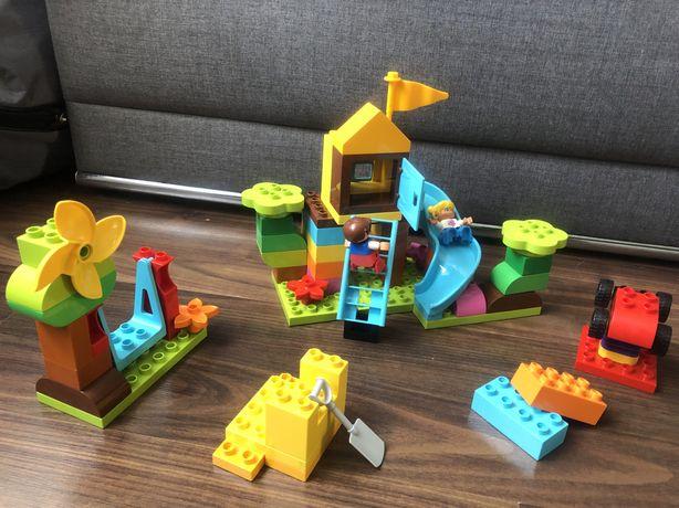 Lego duplo / лего дупло Большая игровая площадка 10864