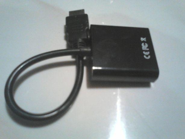 Adapter hdmi/vga