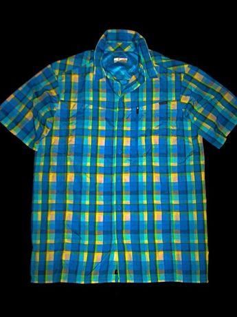 Срочно продаю треккинговую летнюю рубашку Columbia Omni-Shade