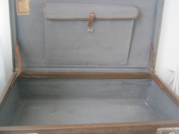 чемодан советский