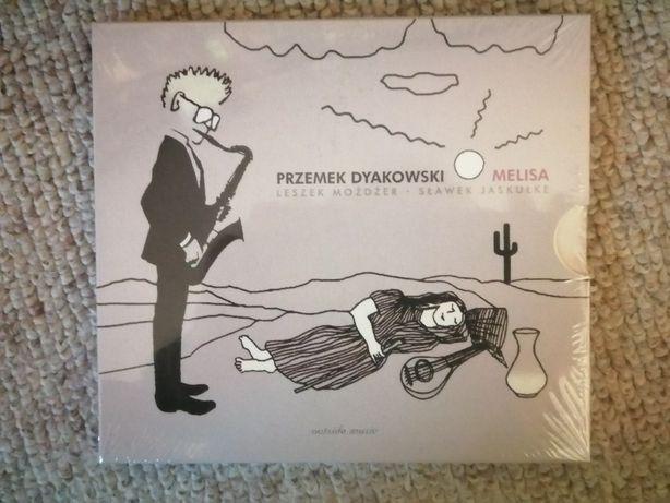 Przemek Dyakowski, Leszek Możdżer,Sławek Jaskułke album Melisa CD