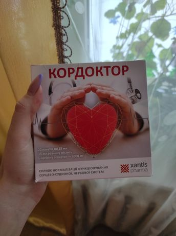 Кордоктор (упаковка)