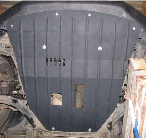Защита двигателя Nissan Qashqai (2006-2013) поддона, мотора. Кашкай