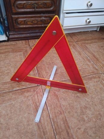 Vendo triângulos a pilha