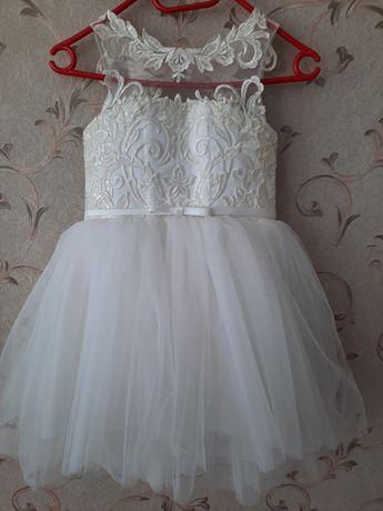 Продам шикарне плаття для дівчинки