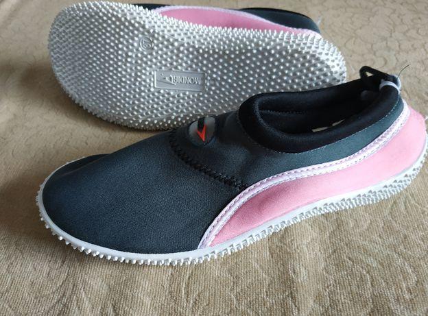 Коралки аквашузы обувь тапочки тапки женские для пляжа плавания моря