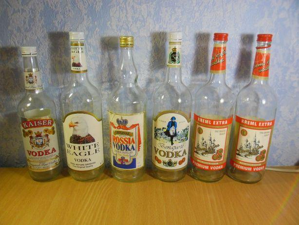 Бутылки (СССР. 90-е годы.)