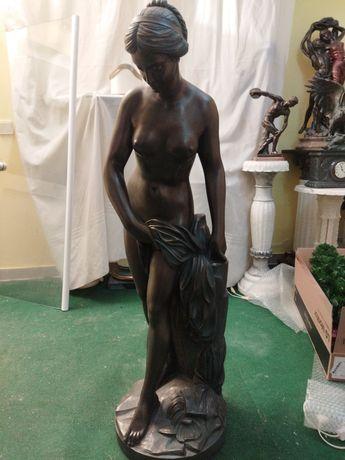 Vénus de Milo no banho cor bronze