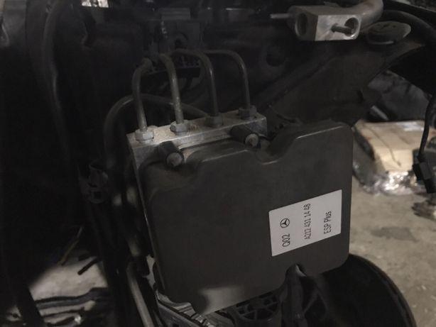 Абс w212 abs тормозний блок авторозборка мерседес