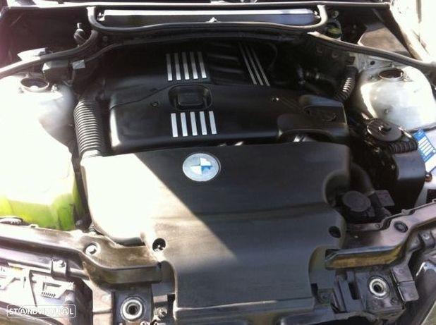 Motor BMW 320d 318d 520d 2.0d 136cv 204D1 Caixa de Velocidades Arranque  Alternador Arcondicionado