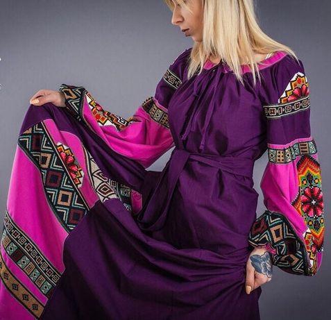 Плаття вишите, сукня (оренда)