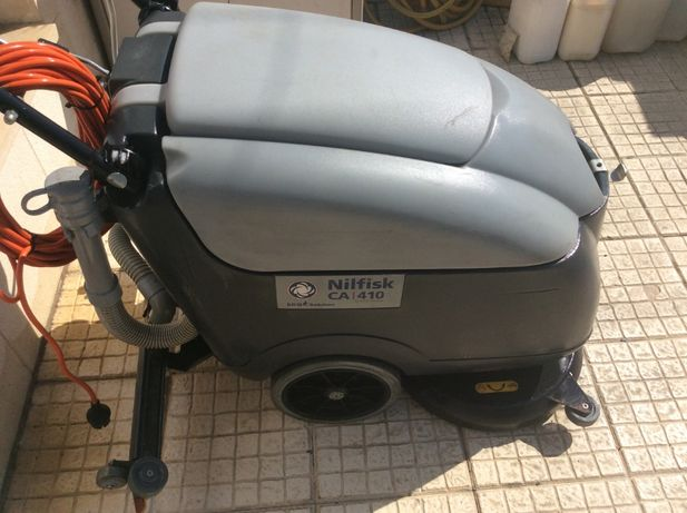 Lavadora Aspiradora/auto-lavadora Nilfisk
