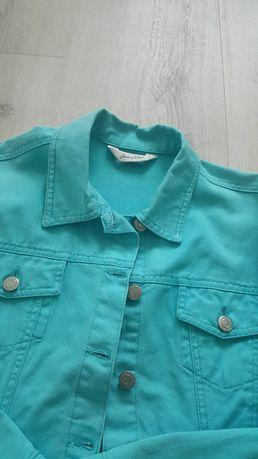 Куртка джинсова джинсовая джинсовка