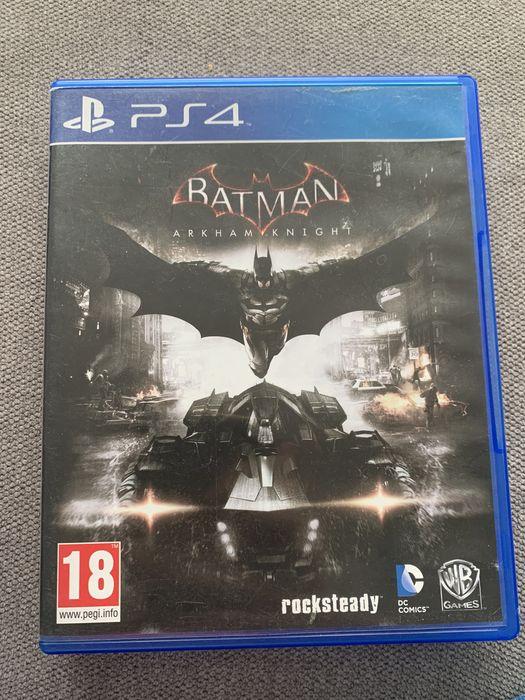 Batman arkham knight ps4 Łódź - image 1
