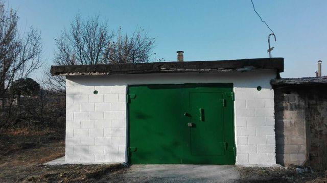 Капитальный гараж район толчка (Ватутино, Енакиево) от Хозяина