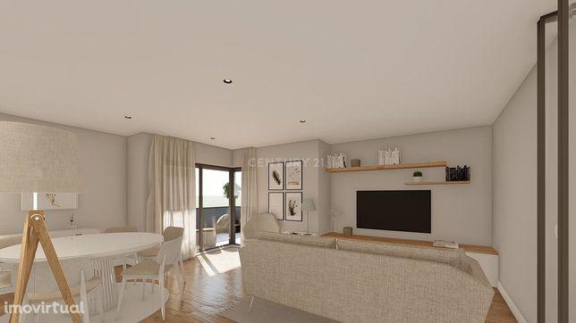 Apartamento T3 - 130,10m2  - Empreendimento Nova Portela