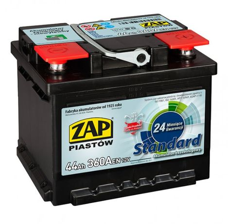 Akumulatory ZAP 40-100Ah Standard, Vecter, Plus
