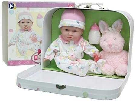 Подарунковий набір JC Toys, La Baby з кейсом для подорожей