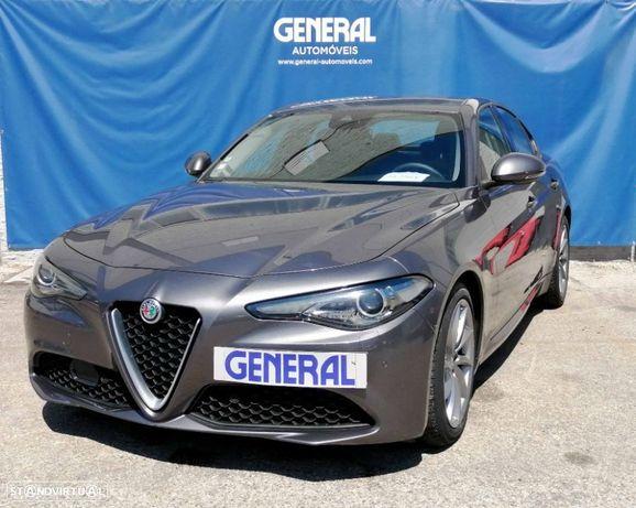 Alfa Romeo Giulia 2.2 D