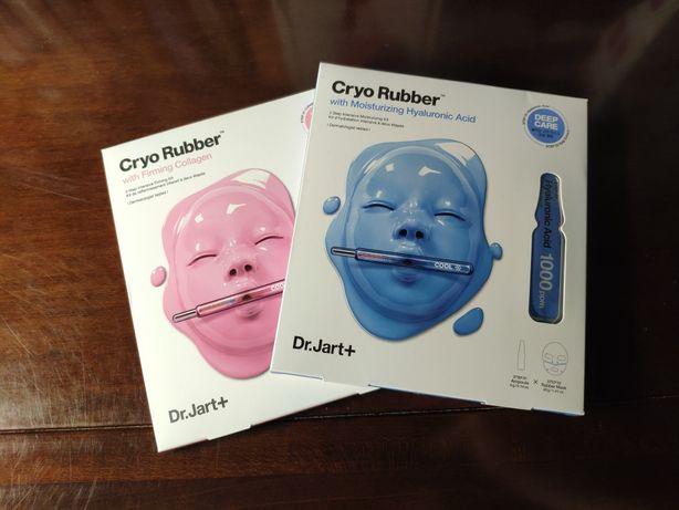 Увлажняющая и укрепляющая альгинатная маска для лица Dr. Jart+