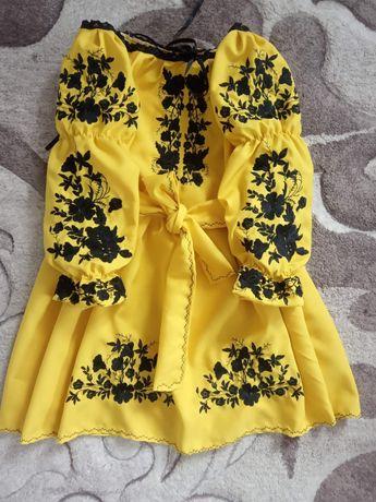 Витешите плаття Вишиванка вышиванка