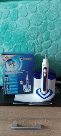 Szczoteczka soniczna Media-Tech XHST-100 z lampą UV - sprawna