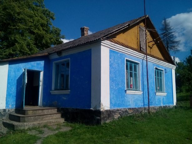 Будинок село Лобачівка
