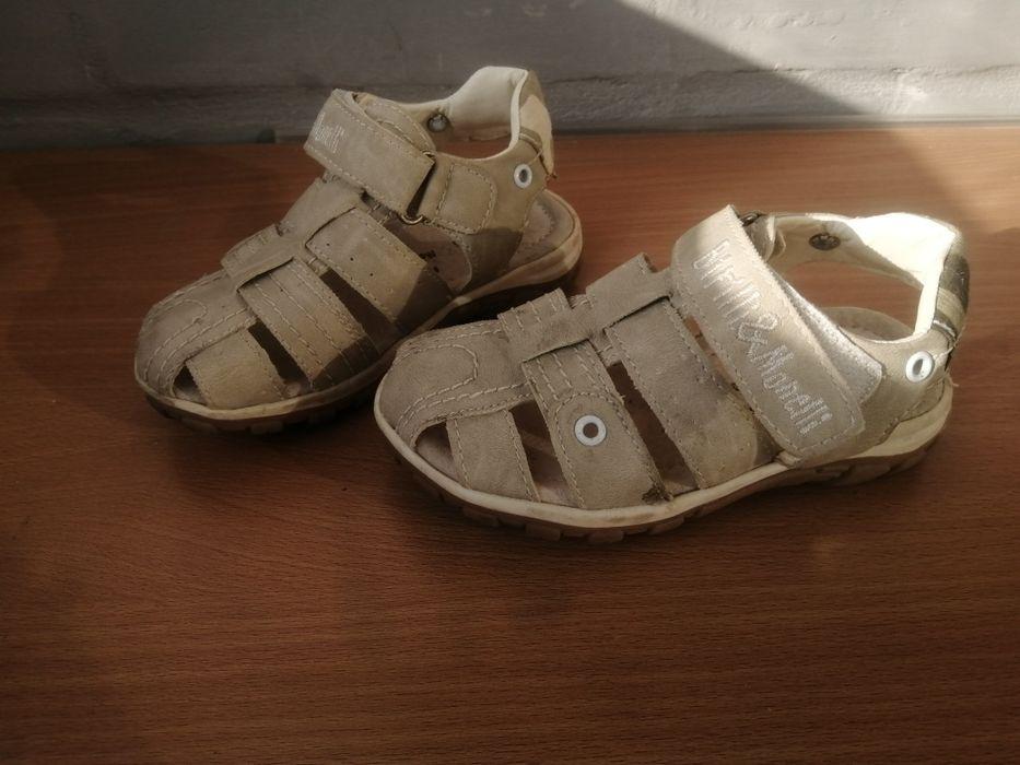 Сандалии детские кожа 25 р Кам'янське - зображення 1