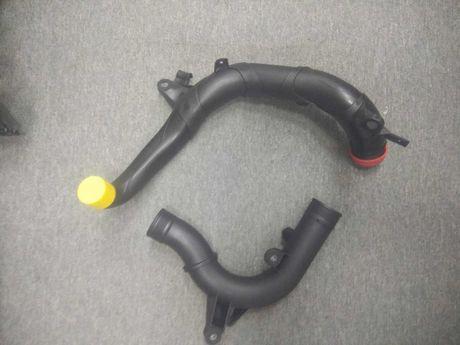 Патрубки інтеркулера Golf 7 1,8 TSi 2.0 Gti радиатори Гольф 7 USA
