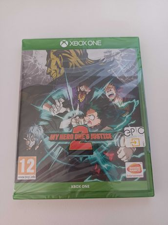 My hero one´s Justice 2 Xbox One