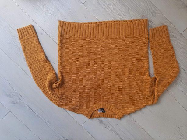 Sweterek miodowy