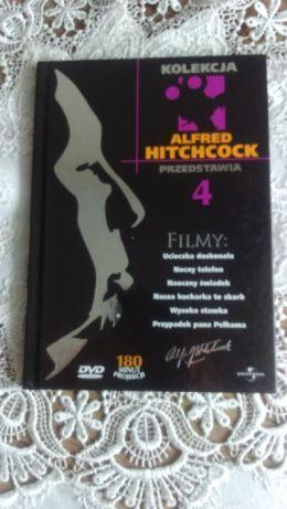 Kolekcja 4 Alfred Hitchcock DVD