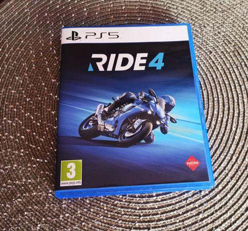 Ride 4 PS5 jak nowa!