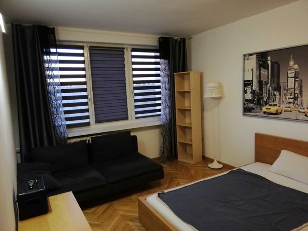 Wynajmę duży pokój 20m2 ul. Głogowska w mieszkaniu 2 pokojowym.